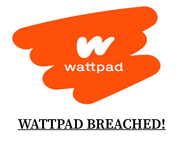 Wattpad Has Been Breached Sensitive Users Data Exposed Online Последние твиты от wattpad (@wattpad). sensitive users data exposed online