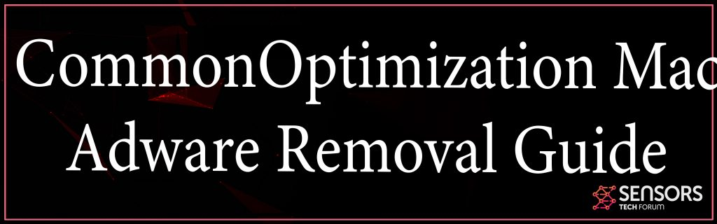 CommonOptimization Mac