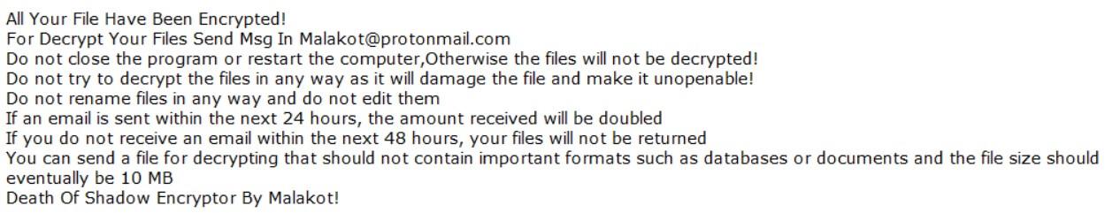 stf-DeathbyShadow-virus-file-malakot-DeathShadow-ransomware-note