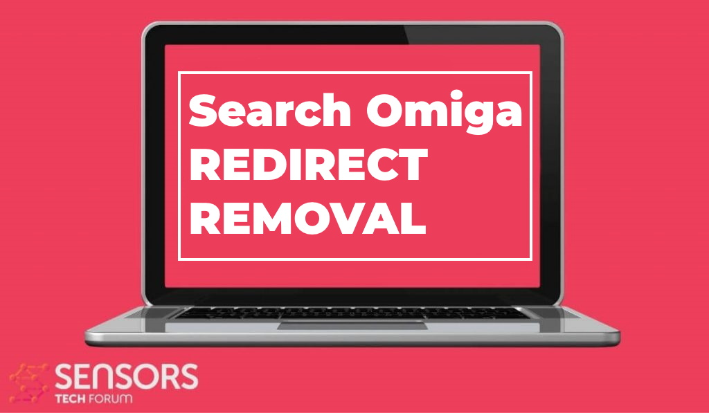 Buscar virus de redireccionamiento de Omiga