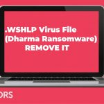 stf-WSHLP-virus-file-dharma-ransomware-note