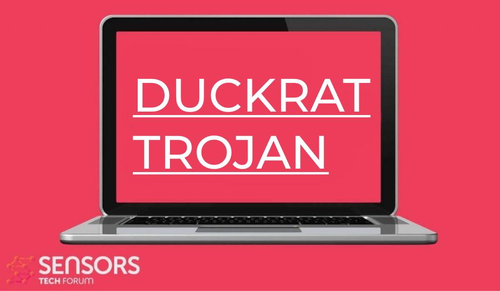 DuckRAT Trojan