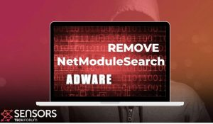 remove NetModuleSearch adware macos