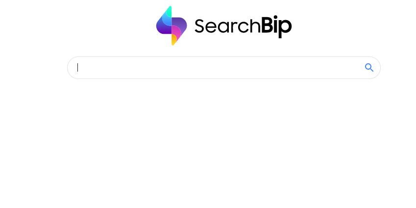 SearchBip Redirect Virus