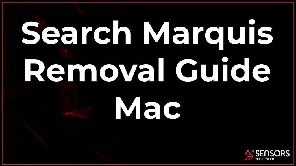 fjernelse af søgning efter marquis mac