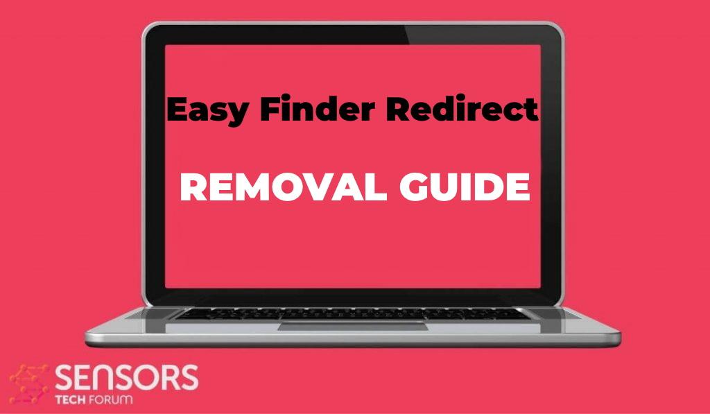 Easy Finder Redirect Virus