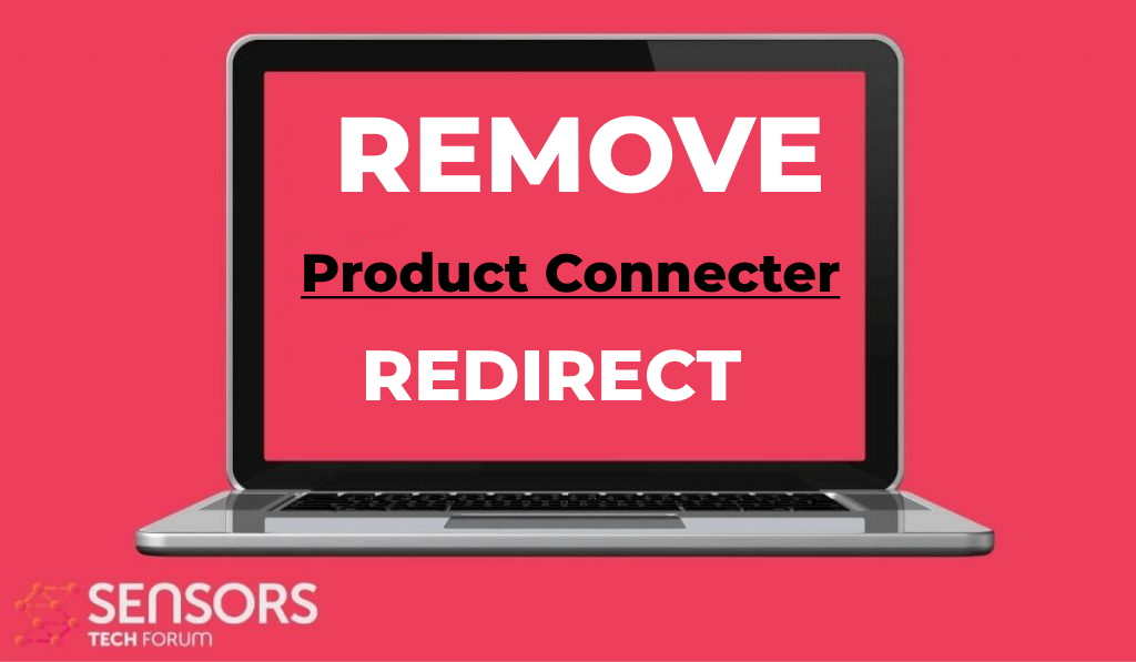Product Connecter Redirect Virus