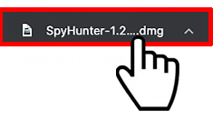 Step 1 - Run Spyhunter installer