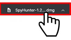 Trin 1 - Kør Spyhunter installatør