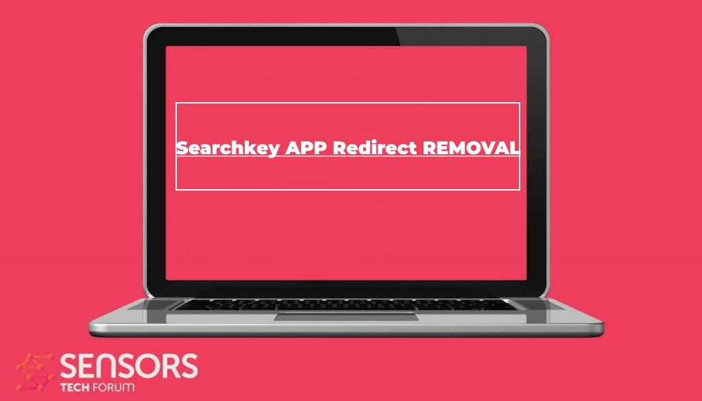 Searchkey APP Redirect Virus