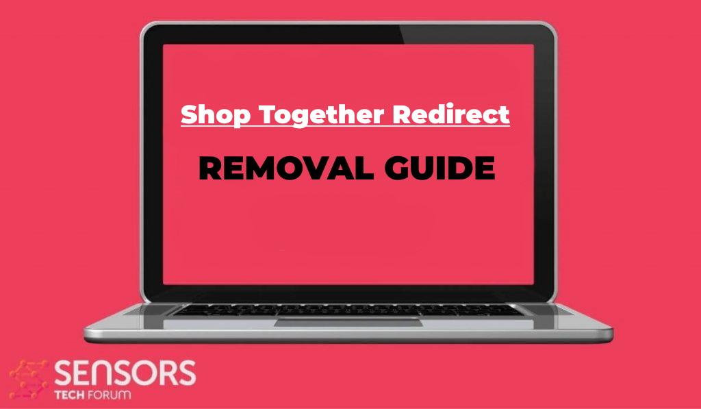 Shop Together Redirect Virus