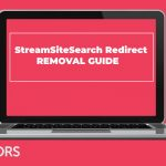 StreamSiteSearch Redirect Virus