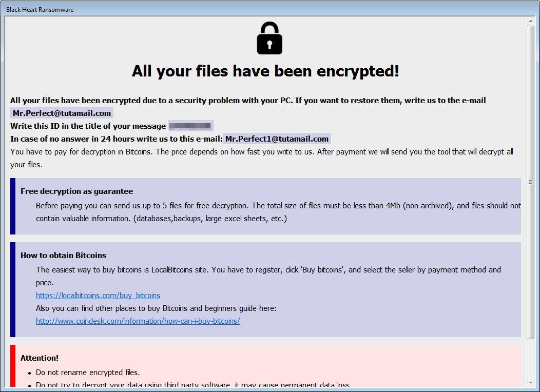 Viper virus ransomware removal guide