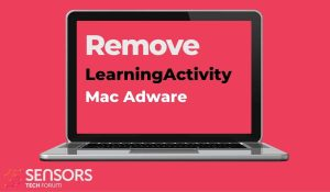 how to remove LearningActivity virus on mac