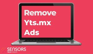remove Yts.mx ads step by step