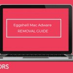 Eggshell mac adware removal