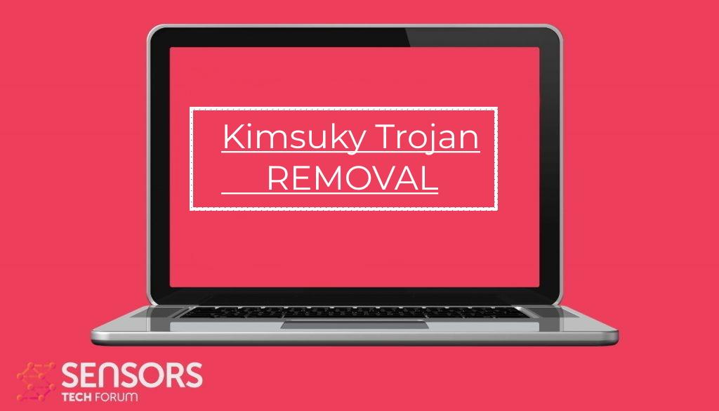 Kimsuky Trojan