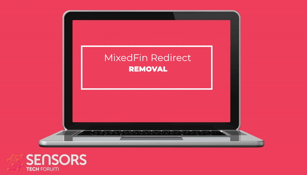 MixedFin Redirect Virus