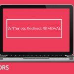 WRTenets Redirect Virus