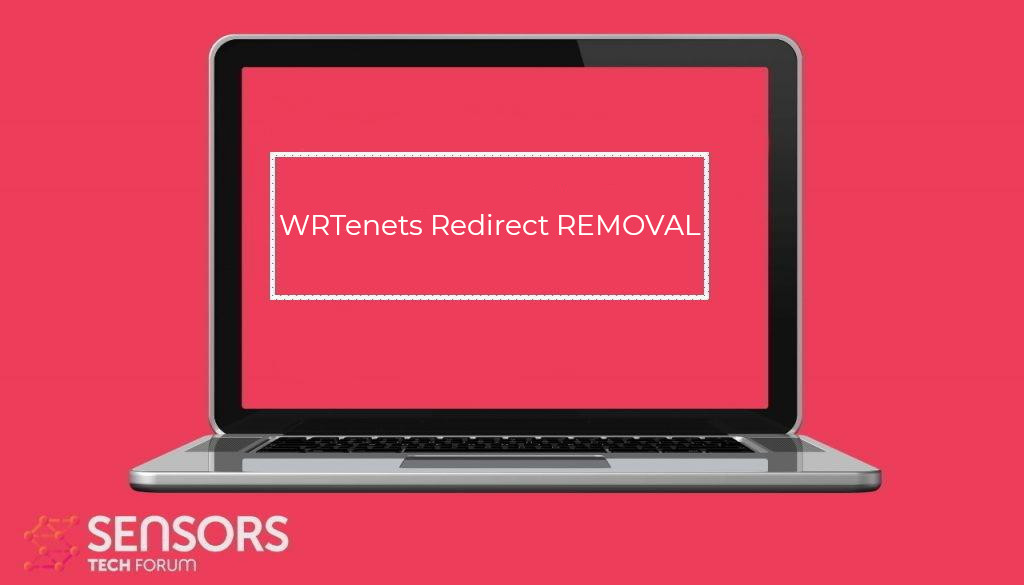 WRTenets Redirect Virus