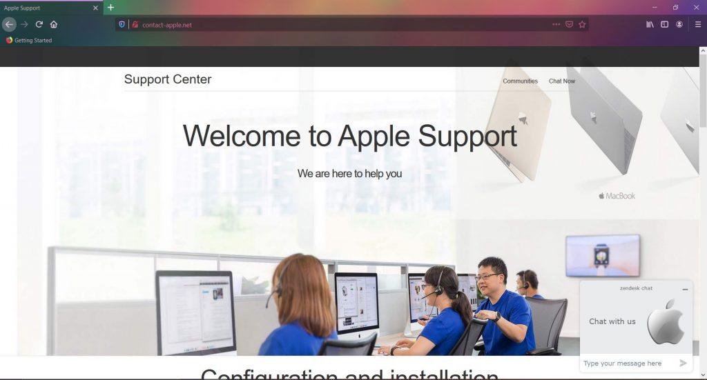 contact-apple-net-mac-scam-site-Mac Repair Support