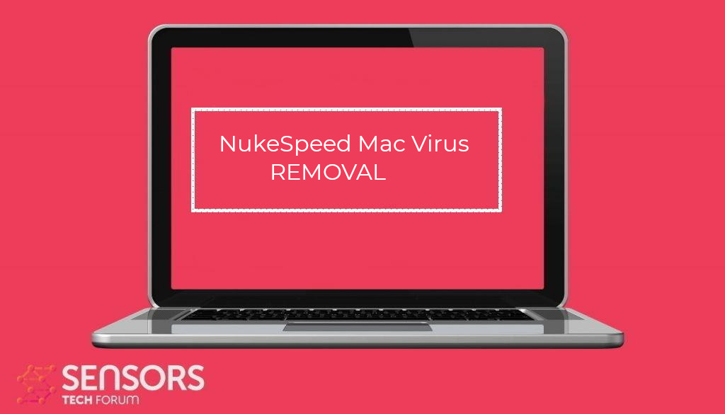 NukeSpeed mac adware removal