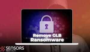 GLB Ransomware Virus Removal Guide