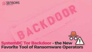 systemBC backdoor