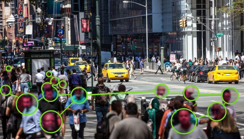 facial recognition during covid-19 pandemic