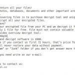igdm virus ransomware note