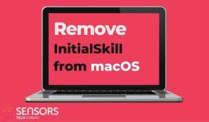 remove InitialSkill mac adware