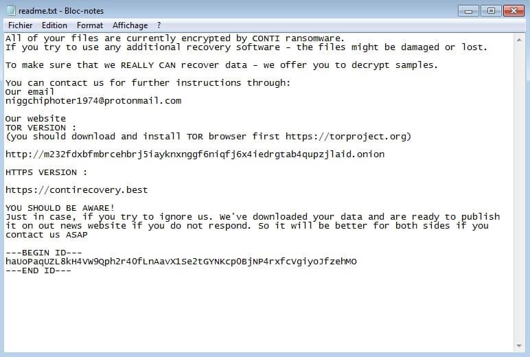 stf-SYTCO-file-virus-conti-ransomware-note