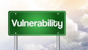 vulnerability sign