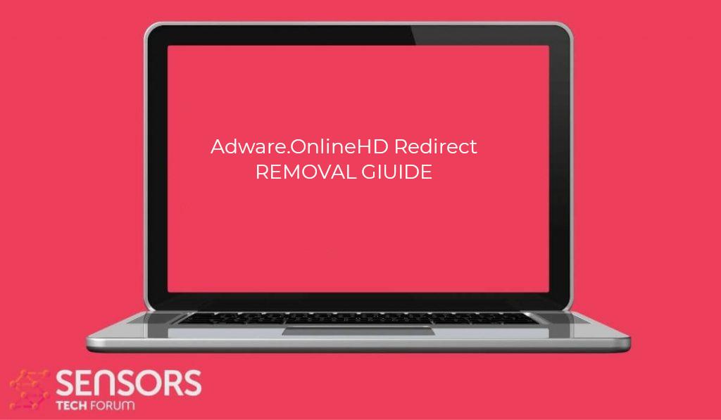 Adware.OnlineHD Redirect Virus