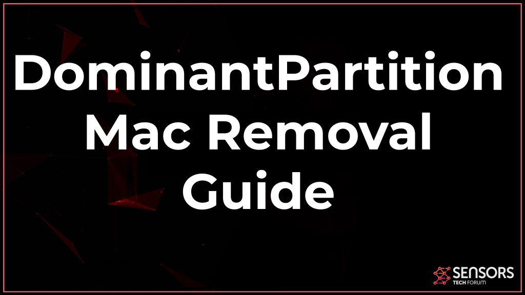 dominerende partition mac