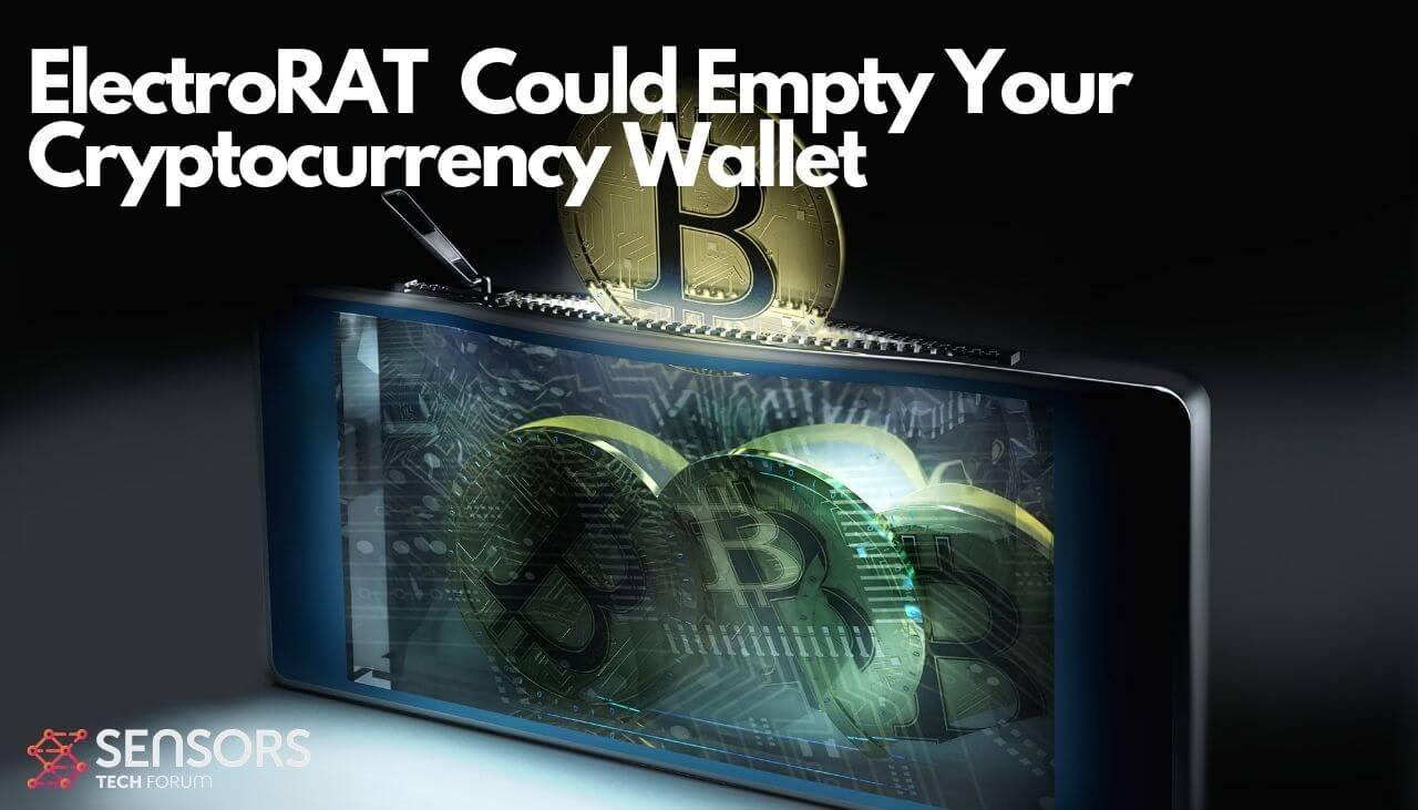 bitcoin wallet electrorat malware warning