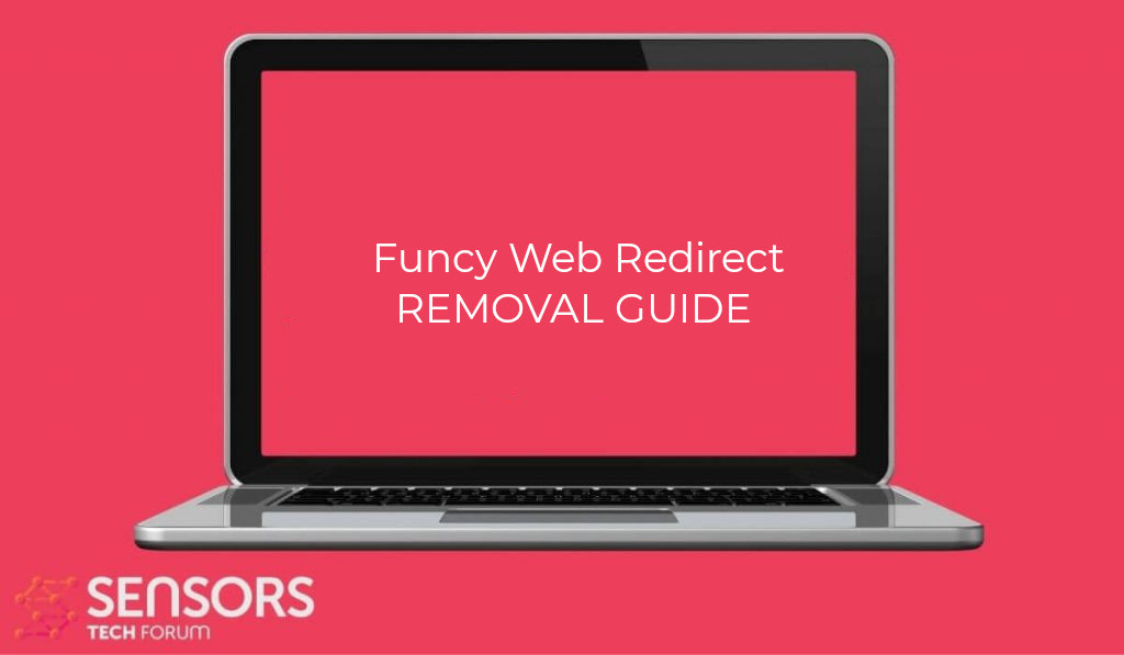Funcy Web Redirect Virus