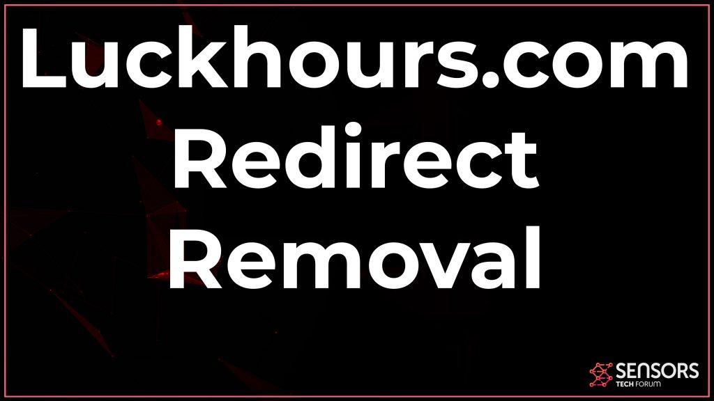 Luckhours.com Removal