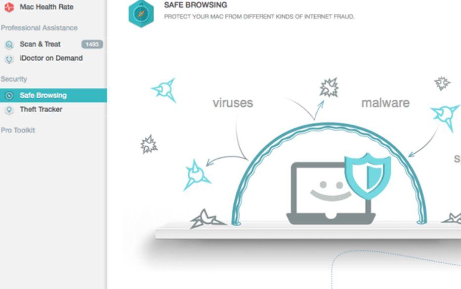PUP.MacOS.iDoctor.H mac virus image