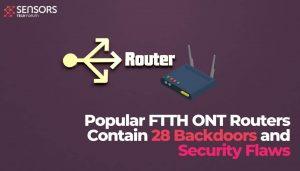 router vulnerabilities