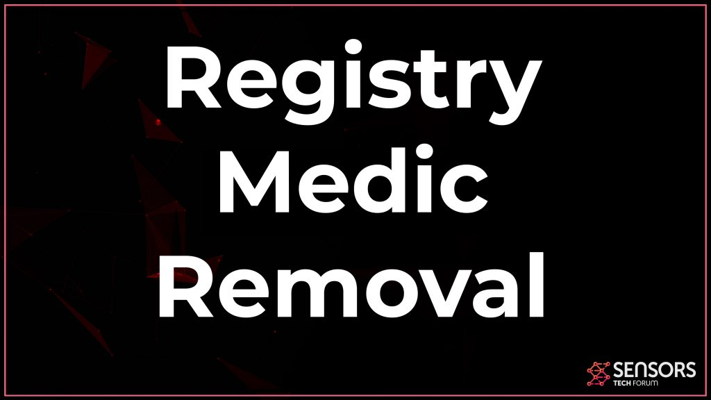 Registry Medic Virus