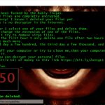 Rubly ransomware pop-up window ransom note stf