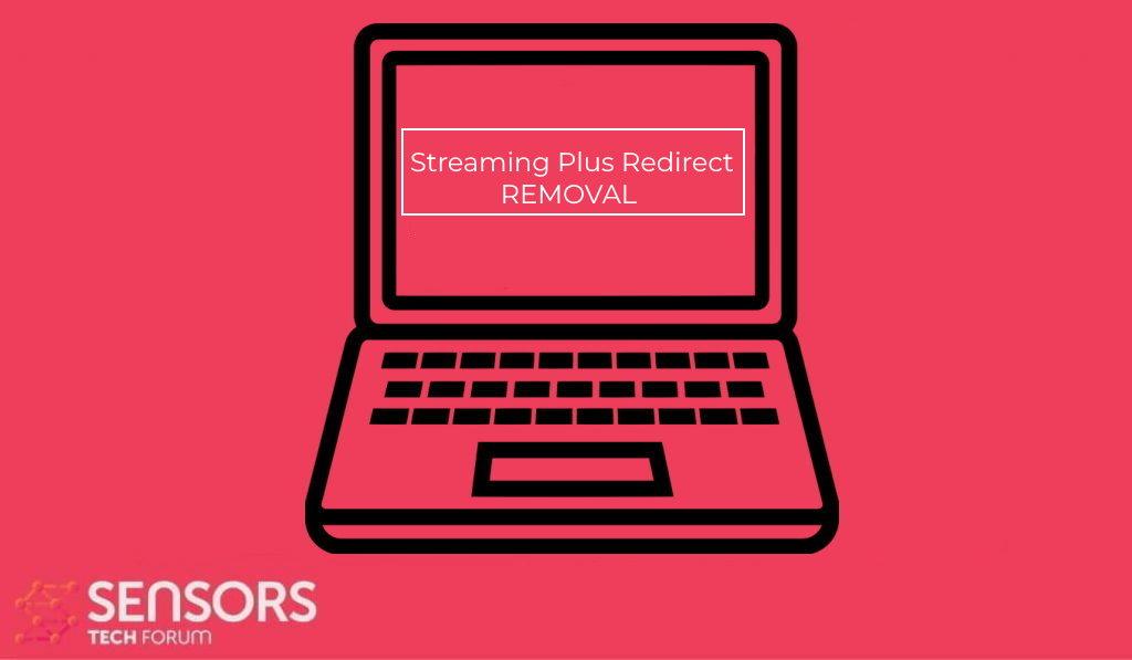 Streaming Plus Redirect Virus