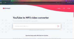 clickmp3.com browser redirect how to remove