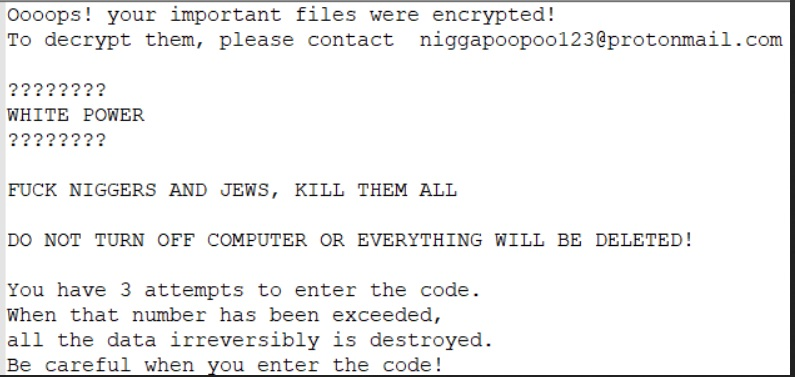 stf-NIGG3R-Datei-Virus-Xorist-Ransomware-Hinweis