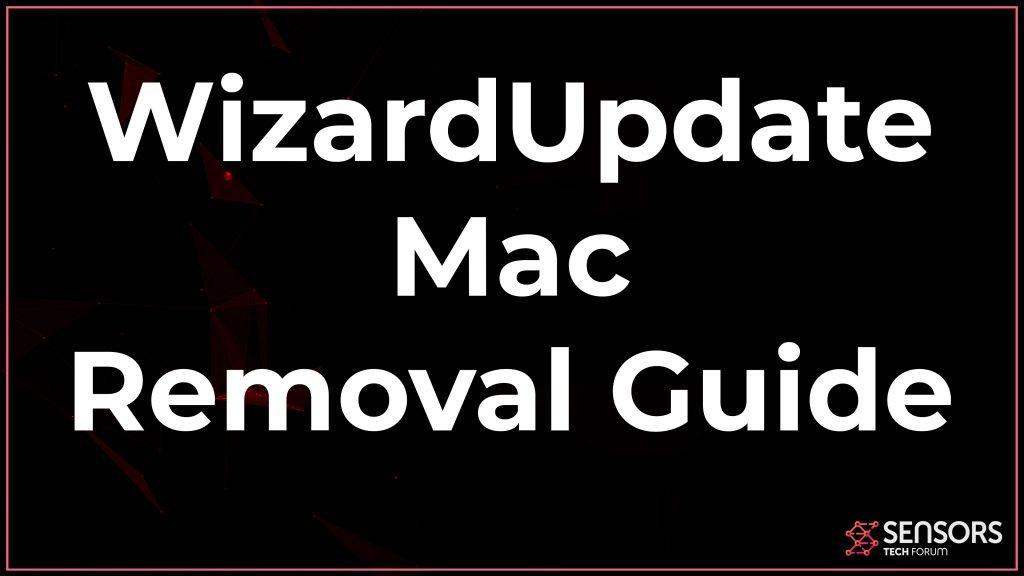 WizardUpdate Mac Adware Removal Guide