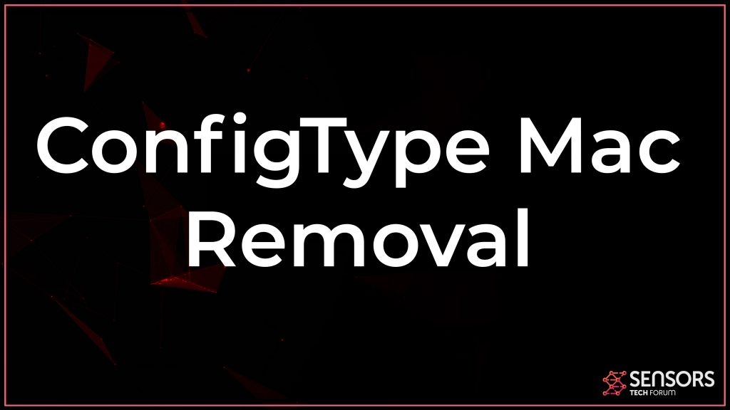 ConfigType Mac Removal