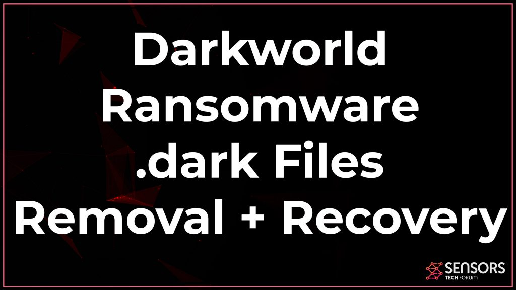 Darkworld Virus
