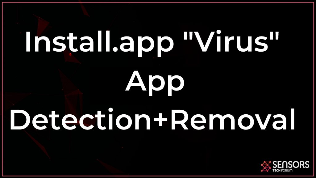 Install.app Mac Virus Removal