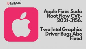 Apple fixes sudo root bug CVE-2021-3156